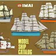 Imai  model kit catalog, 1982