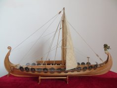 Viking ship 1:50