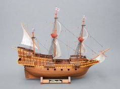 Golden Hind 1/50